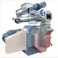 颗粒饲料压制机单电机传动(皮带机型)